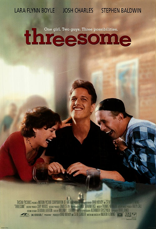 Threesome Film Poster