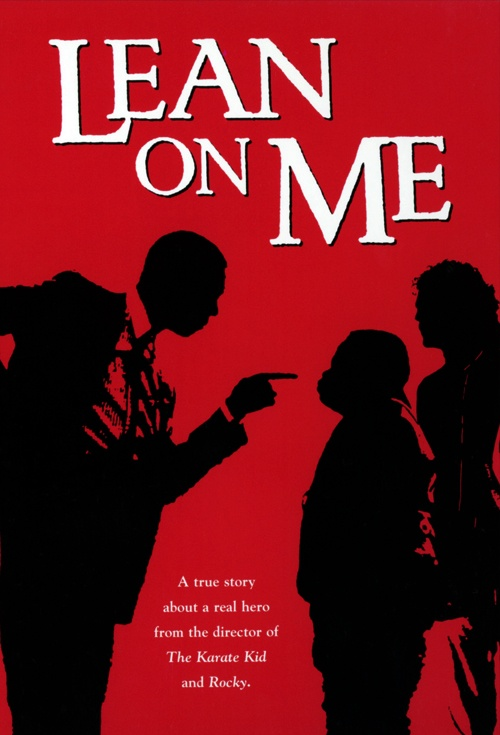Lean on Me Film Poster