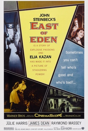 East of Eden Film Poster