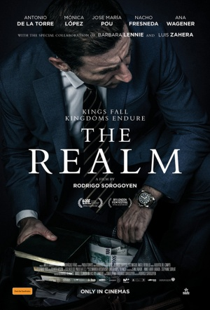 The Realm (El Reino) Film Poster