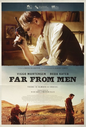 Far from Men Film Poster
