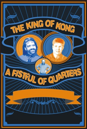 The King of Kong: A Fistful Of Quarters Film Poster
