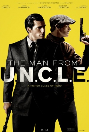 The Man from U.N.C.L.E. Film Poster