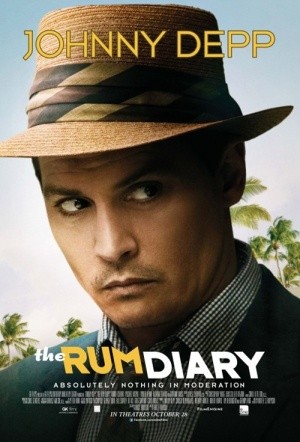 The Rum Diary Film Poster