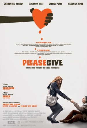 Please Give Film Poster
