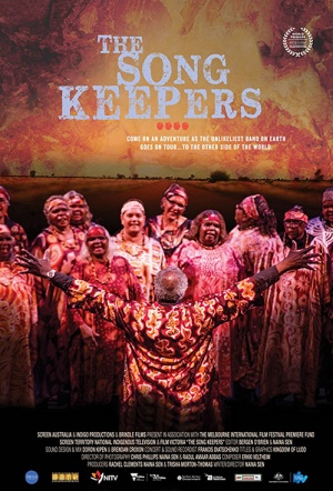 The Song Keepers Film Poster