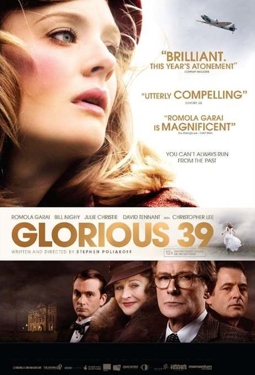 Glorious 39 Film Poster