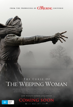 The Curse of the Weeping Woman Film Poster
