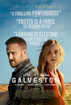Galveston Film Poster