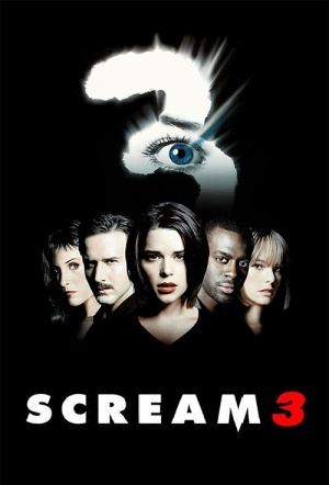 Scream 3 Film Poster