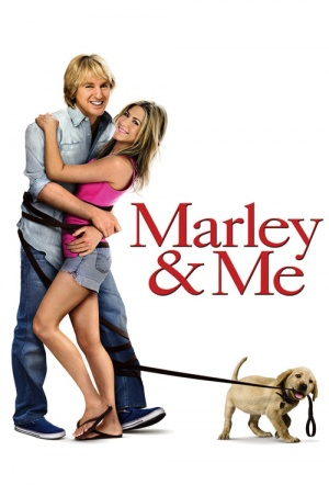 Marley & Me Film Poster