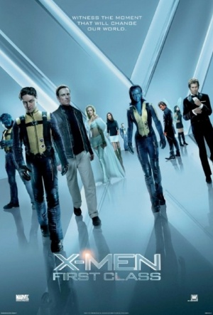 X-Men: First Class Film Poster