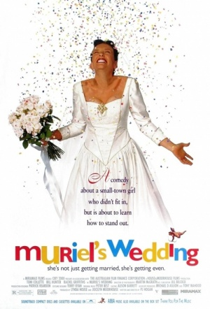 Muriel's Wedding Film Poster