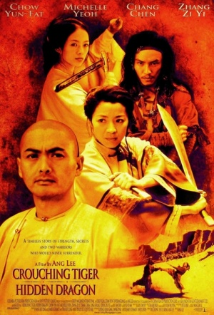 Crouching Tiger, Hidden Dragon Film Poster