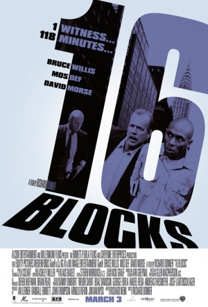 16 Blocks Film Poster