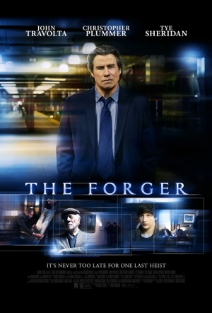 The Forger Film Poster