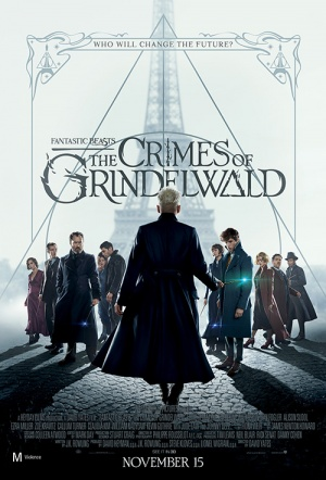 Fantastic Beasts: The Crimes of Grindelwald Film Poster