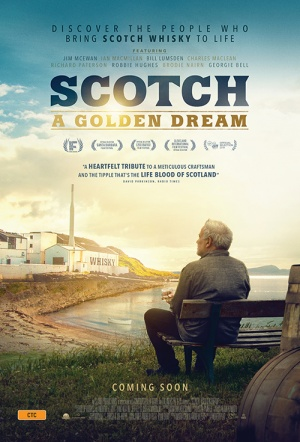 Scotch: A Golden Dream Film Poster