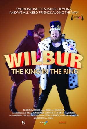 Wilbur: The King in the Ring Poster