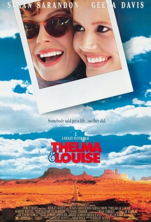Thelma & Louise Film Poster