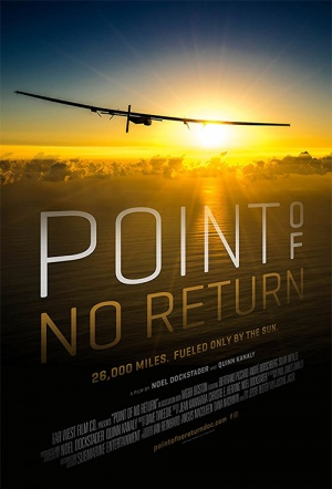 Point of No Return Film Poster