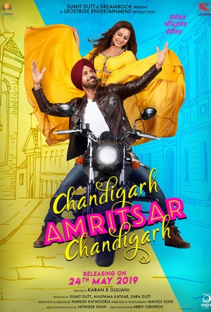 Chandigarh Amritsar Chandigarh Film Poster