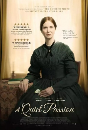 A Quiet Passion Film Poster