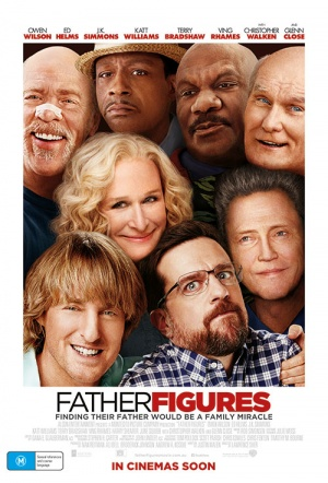 Father Figures Film Poster