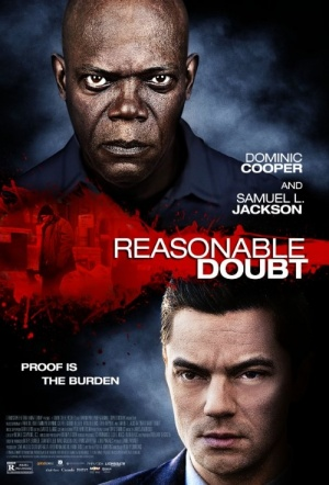 Reasonable Doubt Film Poster