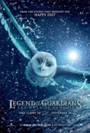 Legend of the Guardians: The Owls of Ga'Hoole Film Poster
