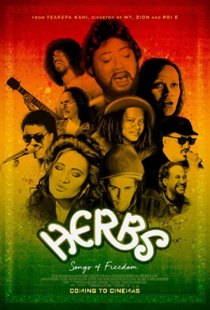 Herbs: Songs of Freedom Film Poster