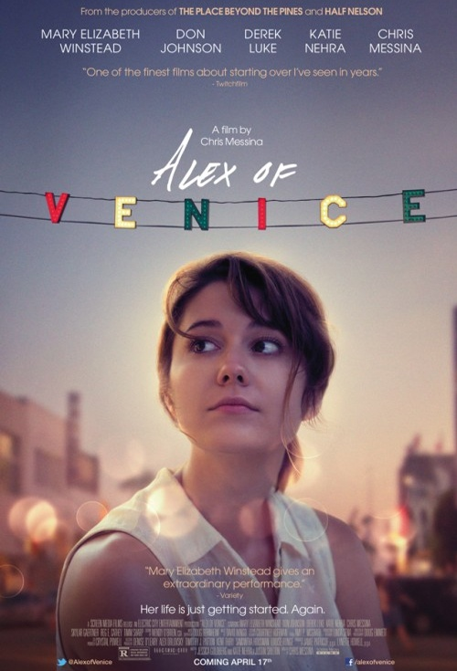 Alex of Venice Film Poster