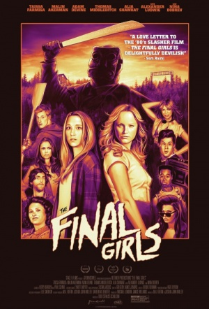 The Final Girls Film Poster