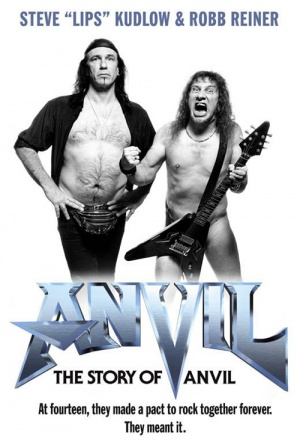 Anvil! The Story of Anvil Film Poster