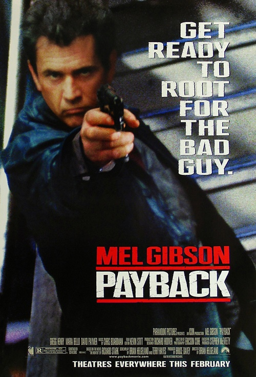 Payback Film Poster