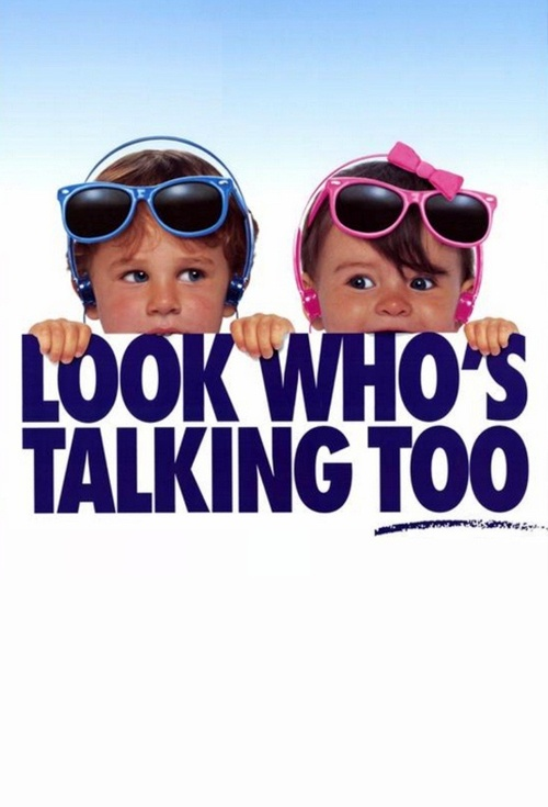 Look Who's Talking Too Film Poster