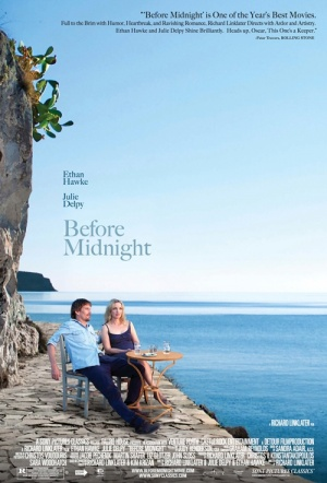 Before Midnight Film Poster