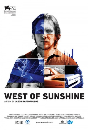 West of Sunshine Film Poster