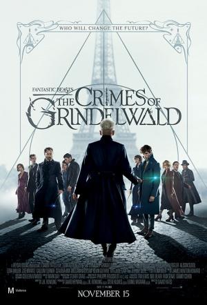Fantastic Beasts 3D: The Crimes of Grindelwald