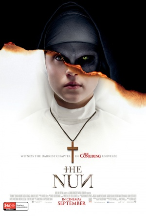 The Nun Film Poster