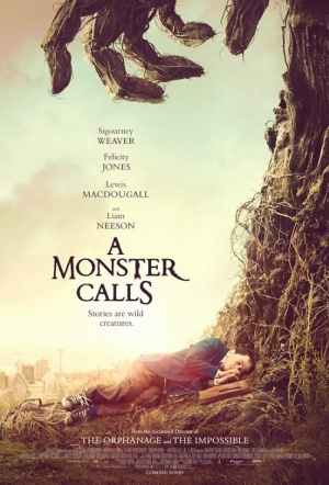 A Monster Calls Film Poster