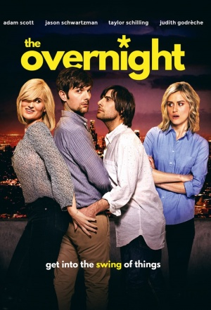The Overnight Film Poster