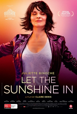 Let the Sunshine In Film Poster