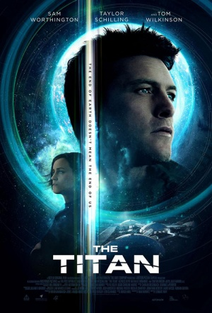 The Titan Film Poster
