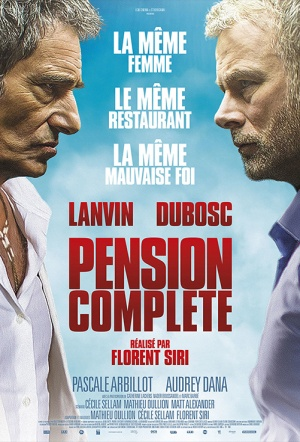 French Cuisine (Pension Complète) Film Poster