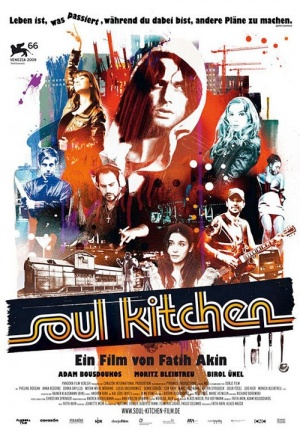 Soul Kitchen Film Poster