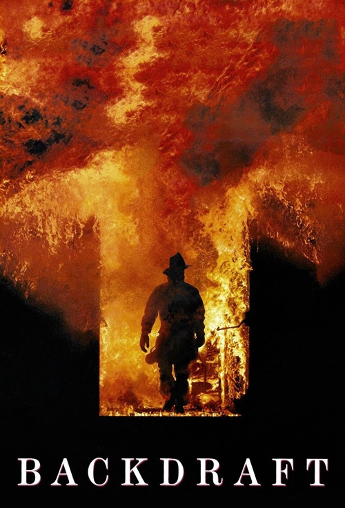Backdraft Film Poster
