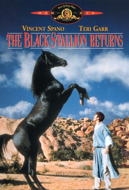 The Black Stallion Returns Film Poster