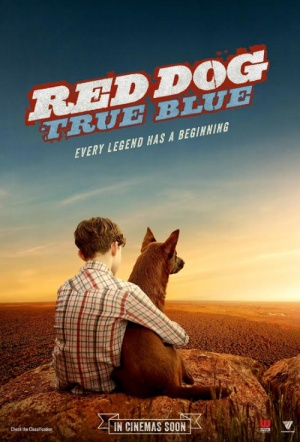 Red Dog: True Blue Film Poster