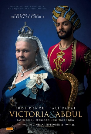 Victoria and Abdul Film Poster